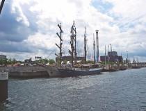 La Kieler Woche, semana deportiva de la ciudad de Kiel
