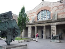 El Museo Nacional Germánico de Núremberg