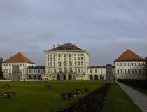 El Palacio de Nymphenburg en Munich