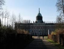 El Palacio de Sanssouci en Potsdam