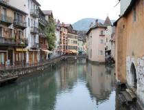 Annecy, un bello pueblo surcado por el agua