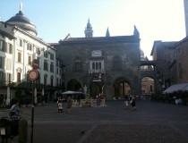 Bérgamo, ciudad medieval