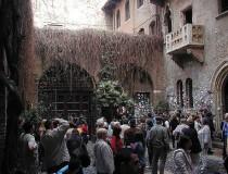 Visita para enamorados: La Casa de Julieta