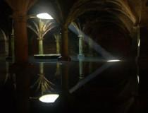 La cisterna portuguesa de El Jadida