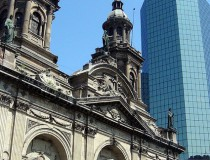 Catedral Metropolitana, Santiago de Chile