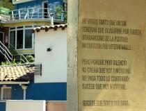 La casa de Pablo Neruda en Santiago de Chile