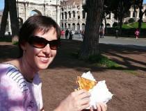 Ley anti-panino: prohibido comer en las calles de Roma