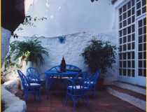 Alojarse en Asilah: Hotel Patio de la Luna