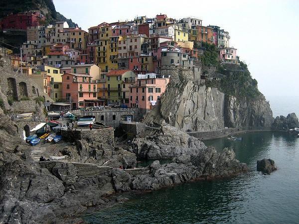 Cinco pueblos pintorescos en la provincia de La Spezia