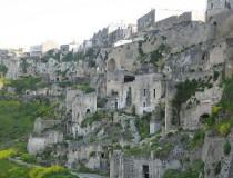 """""""Sassi de Matera"""", asentamientos prehistóricos que fueron viviendas durante años"""