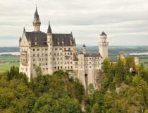 El Castillo de Neuschwanstein en Baviera