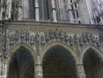 La Catedral de Ulm en la antigua Ciudad Imperial