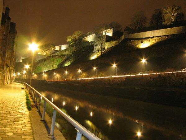 La Ciudadela de Namur, la visita más interesante en la ciudad