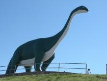 Dinosaur Park, los dinosaurios de Rapid City, en Dakota del Sur