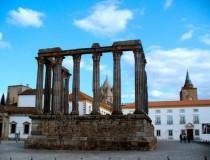 Évora y su bimilenaria historia