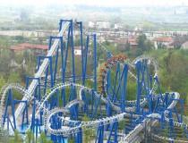 Gardaland, diversión asegurada en un gran parque de atracciones temático