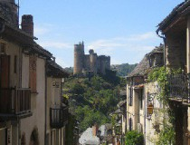 Najac, uno de los pueblos más bonitos de Francia