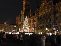 Los Mercadillos de Navidad en Alemania: Munich(II)
