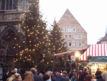 Los Mercadillos de Navidad en Alemania: Nüremberg