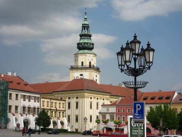 Palacio de Kroměříž