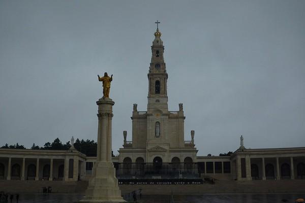 Santuario de Fátima, lugar de peregrinación