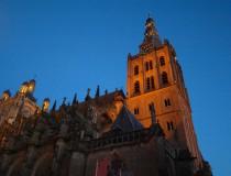 La Catedral de San Juan, la iglesia más bonita de Holanda