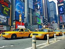 Nueva York y sus taxis