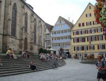 Tubinga, ciudad universitaria y de la cultura