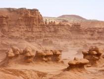 El Valle Goblin, las setas gigantes de Utah