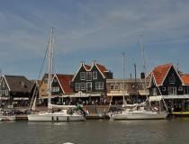 Volendam, un pueblo tradicional a orillas del mar