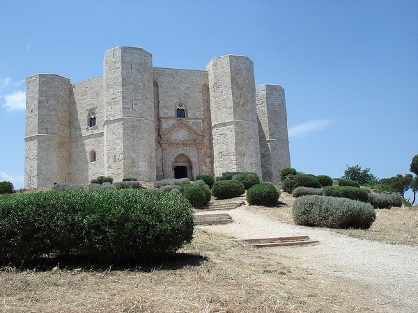 Castillo medieval Patrimonio de la Humanidad