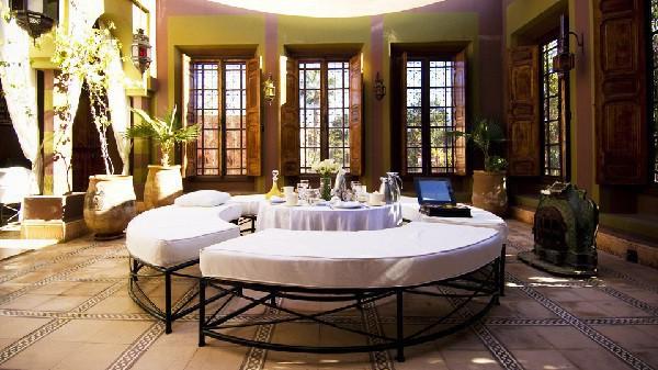 Una forma lo más lujosa posible de disfrutar de Marrakech