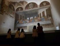 """La última cena"" de Leonardo da Vinci, visita obligada en Milán"