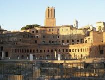 Mercado de Trajano, el primer centro comercial de la historia