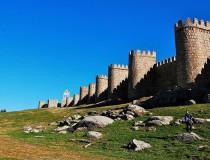 Ávila, ciudad fortificada