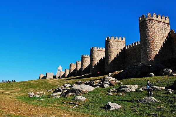 Las murallas medievales mejor conservadas de España