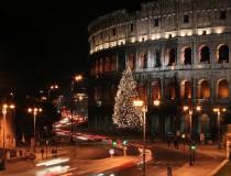 Mercados Navideños y Belenes en Roma