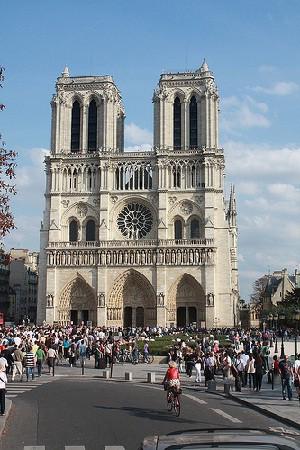 Impresionante construcción religiosa de estilo gótico