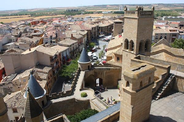 Parador de Olite, residencia de Reyes