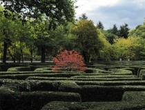 """Parque """"El Capricho"""", un bello jardín del romanticismo"""