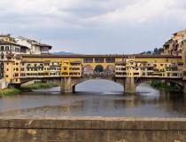 Ponte Vecchio, uno de los símbolos de Florencia