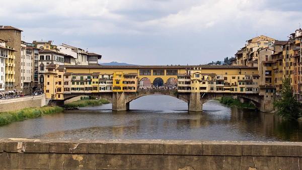 El puente de piedra más antiguo de Europa