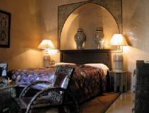 Riad Noir d'Ivoire, tranquilidad y lujo en la medina de Marrakech