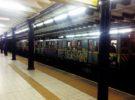 Subtes en Buenos Aires