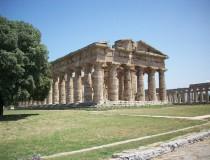 Los templos y ruinas de Paestum