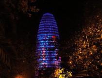 Torre Agbar, diseño polémico y posterior icono de la ciudad
