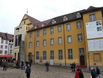 Augustinermuseum de Friburgo, un monasterio convertido en museo
