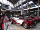 Autoworld, el museo del automóvil de Bruselas