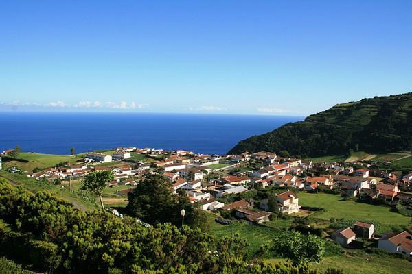 La Isla de San Miguel, la más grande de las Azores