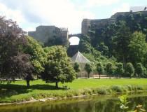El imponente Castillo de Bouillon